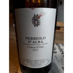 Nebiolo Conca d´Oro 2013 Giribaldi