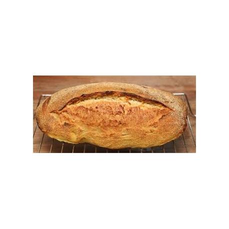 Opskrift på langtidshævet brød
