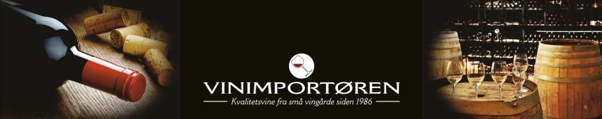 Velkommen i Vinimportørens webshop